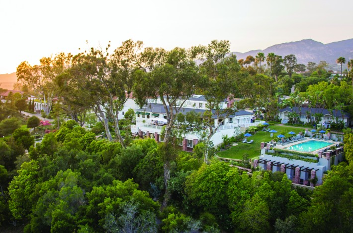 The Best Resort in Santa Barbara