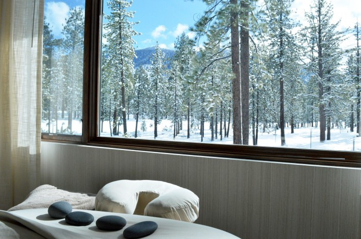 A Lake Tahoe Ski Getaway Filled with Wellness
